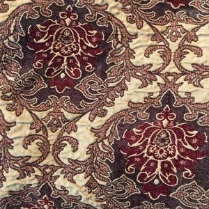 """2 Chanel tapestry curtains 76"""""""